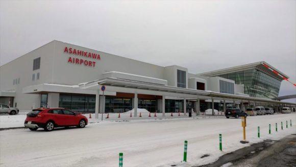 冬でも就航率99.1%の旭川空港