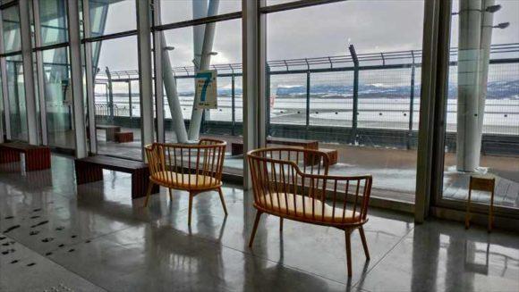 旭川空港3階