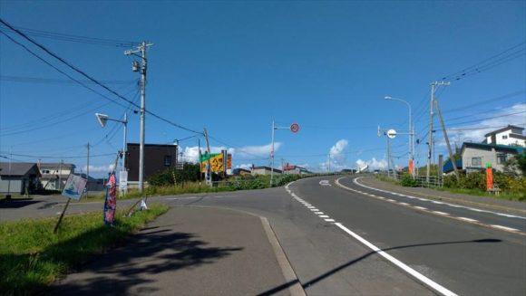 厚田漁港朝市(石狩)への行き方