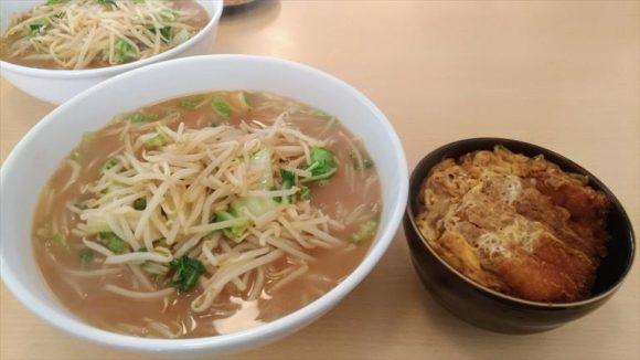 旭川三平本店おすすめ「亀やのカツ丼」