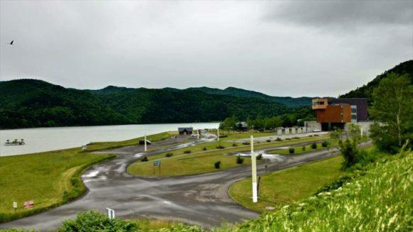滝里湖オートキャンプ場(芦別)