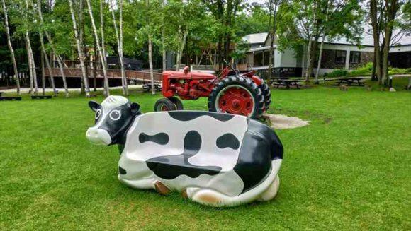 富良野チーズ公園