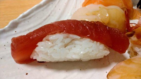 福寿司の握り