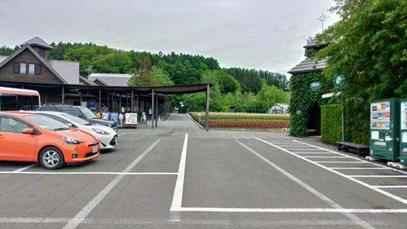 ファーム富田の入口