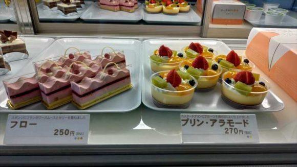 カンパーナ六花亭のケーキ