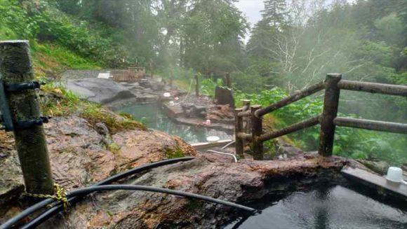 吹上温泉 露天の湯(上富良野町)の楽しみ方