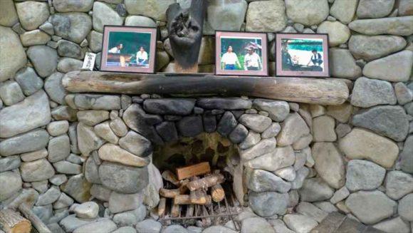 五郎の石の家