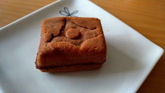 富良野銘菓「へそのおまんぢう」