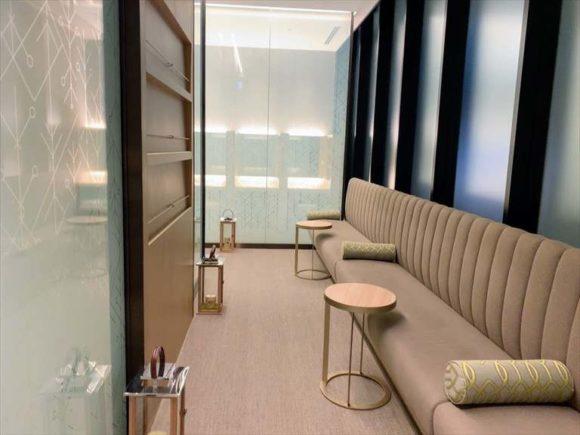 京王プレリアホテル札幌の女性専用湯上り処