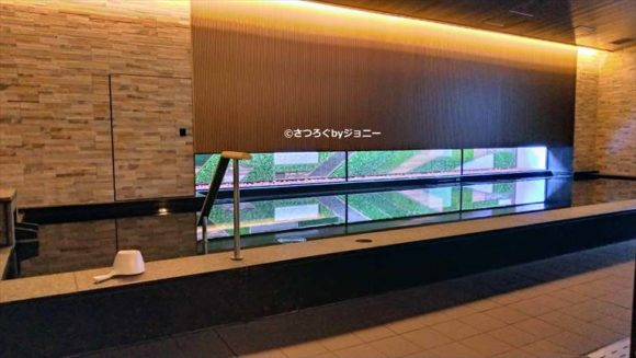 京王プレリアホテル札幌の大浴場
