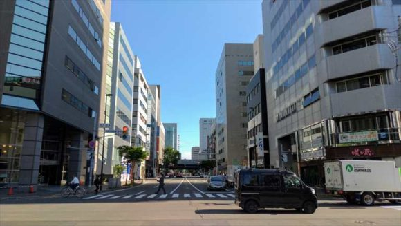 京王プレリアホテル札幌周辺