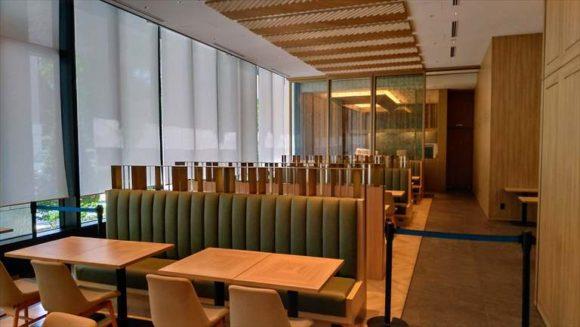 京王プレリアホテル札幌の朝食会場