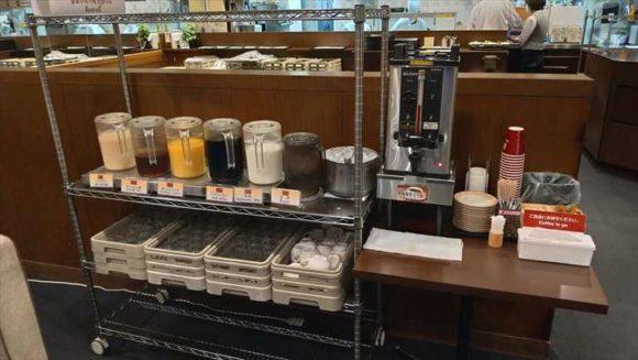 リッチモンドホテル札幌大通の朝食