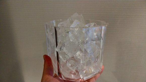 JRイン札幌の氷