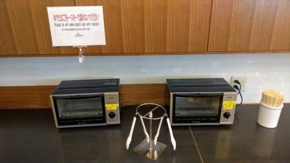 JRイン札幌(西口)の無料朝食