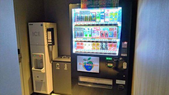 東急ステイ札幌大通の製氷機