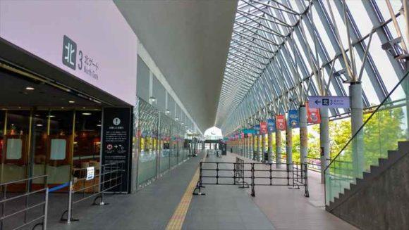 札幌ドーム北ゲート