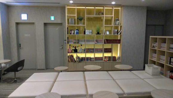 JRイン札幌駅南口の湯上り処