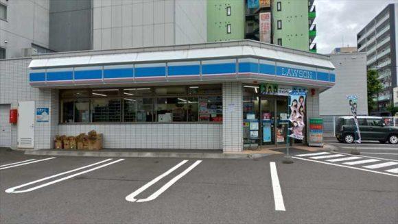 天然温泉プレミアホテル―CABIN―札幌 近くのコンビニ