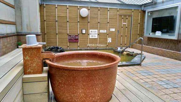 プレミアホテル-CABIN-札幌(すすきの)の大浴場