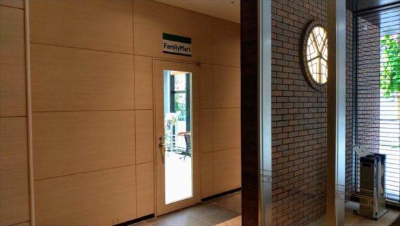 ラ・ジェント・ステイ札幌大通併設ファミリーマート