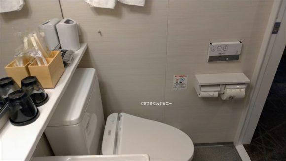 ベッセルホテルカンパーナすすきのの客室(スタンダードダブル【禁煙】)