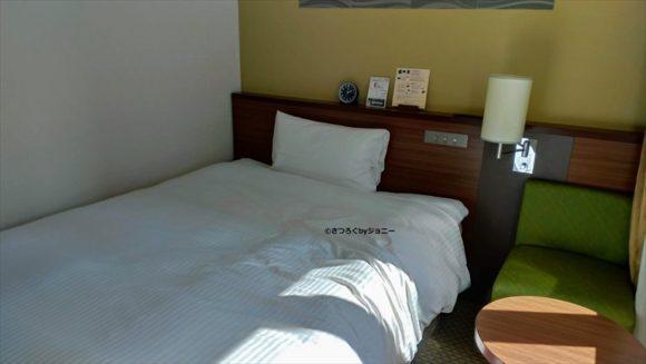 ベッセルイン札幌中島公園の客室