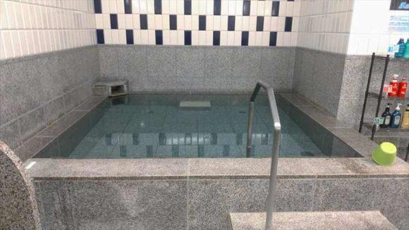 法華クラブ札幌の大浴場