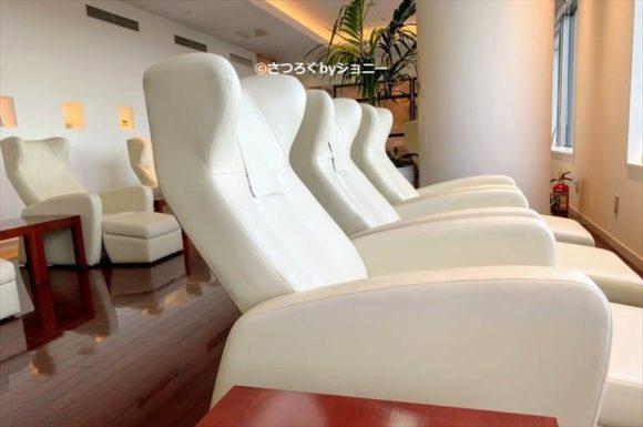 JRタワーホテル日航札幌の天然温泉スパ「プラウブラン」(18階)