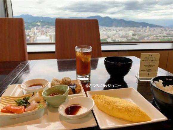 JRタワーホテル日航札幌おすすめ朝食ブッフェ(35階)