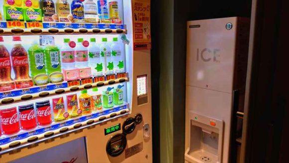 三井ガーデンホテル札幌ウエストの製氷機