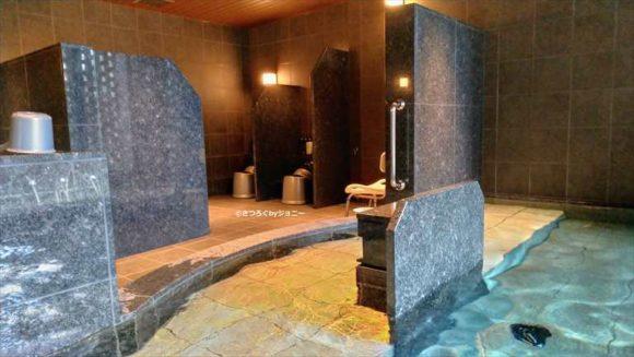 三井ガーデンホテル札幌ウエストの大浴場