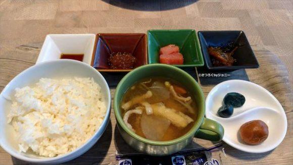 三井ガーデンホテル札幌ウエストの朝食ブッフェ