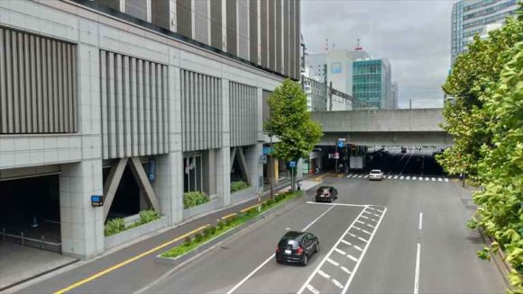 JRタワーホテル日航札幌の駐車場