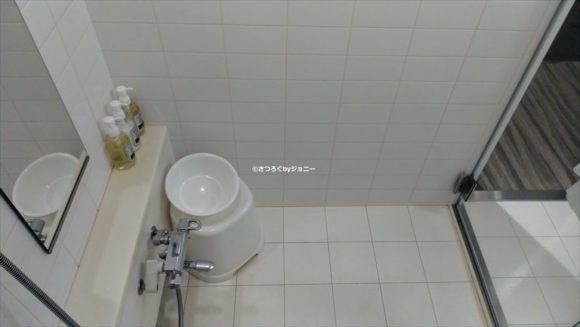 JRタワーホテル日航札幌の客室(モデレートツイン)