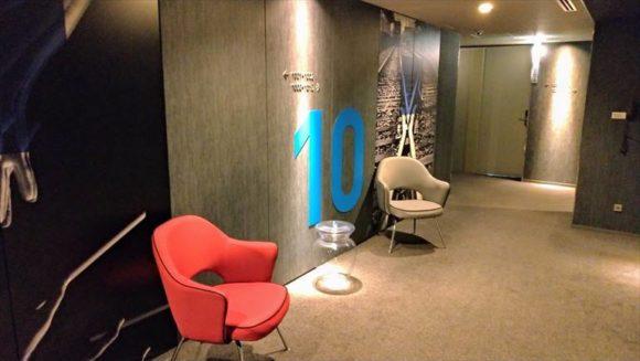 クロスホテル札幌10階