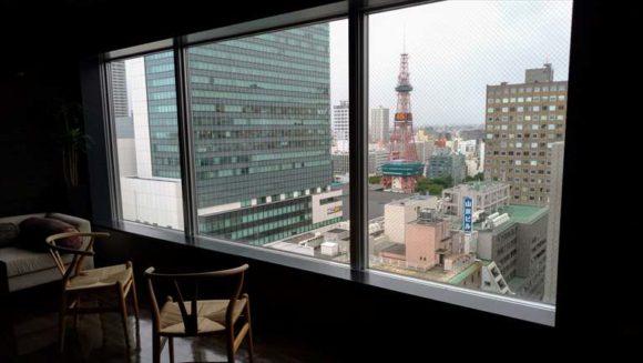 クロスホテル札幌の大浴場