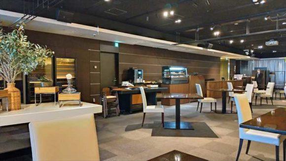 クロスホテル札幌の朝食ブッフェ