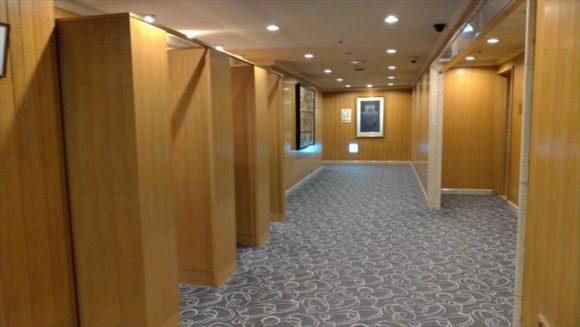 センチュリーロイヤルホテルの館内施設・サービス