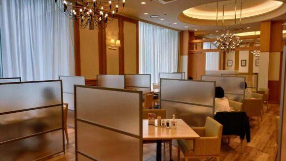 センチュリーロイヤルホテルの朝食ブッフェ