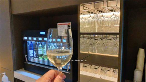 ホテルフォルツァ札幌駅前のワインサーバー
