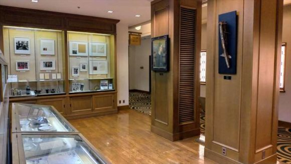札幌グランドホテルのビジネスセンター&ギャラリー