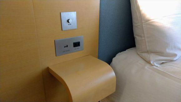 ホテルリソルトリニティ札幌の客室(モダレット・シングル)