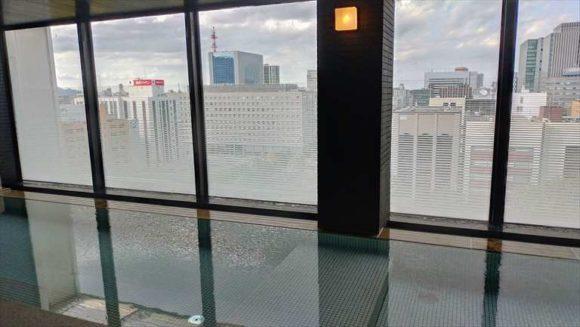 ホテルリソルトリニティ札幌の大浴場