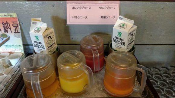 ふく井ホテルの朝食ブッフェ