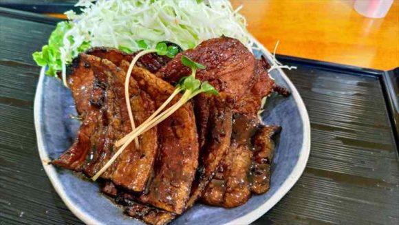 帯広豚丼専門店「とんび」の豚皿ミックス
