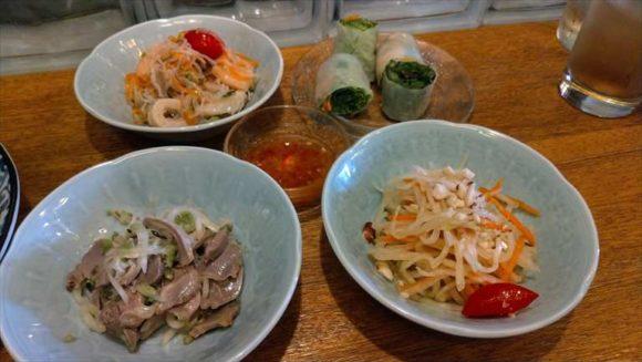 Gapaouのお惣菜