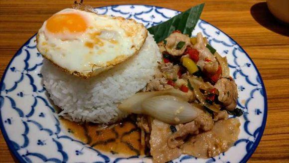 Thai's(タイズ)のガパオライス