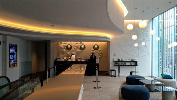 JR東日本ホテルメッツ札幌2階フロント