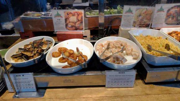 JR東日本ホテルメッツ札幌の朝食ブッフェ